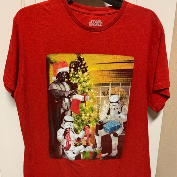 Star Wars Other - Star Wars Holiday Shirt